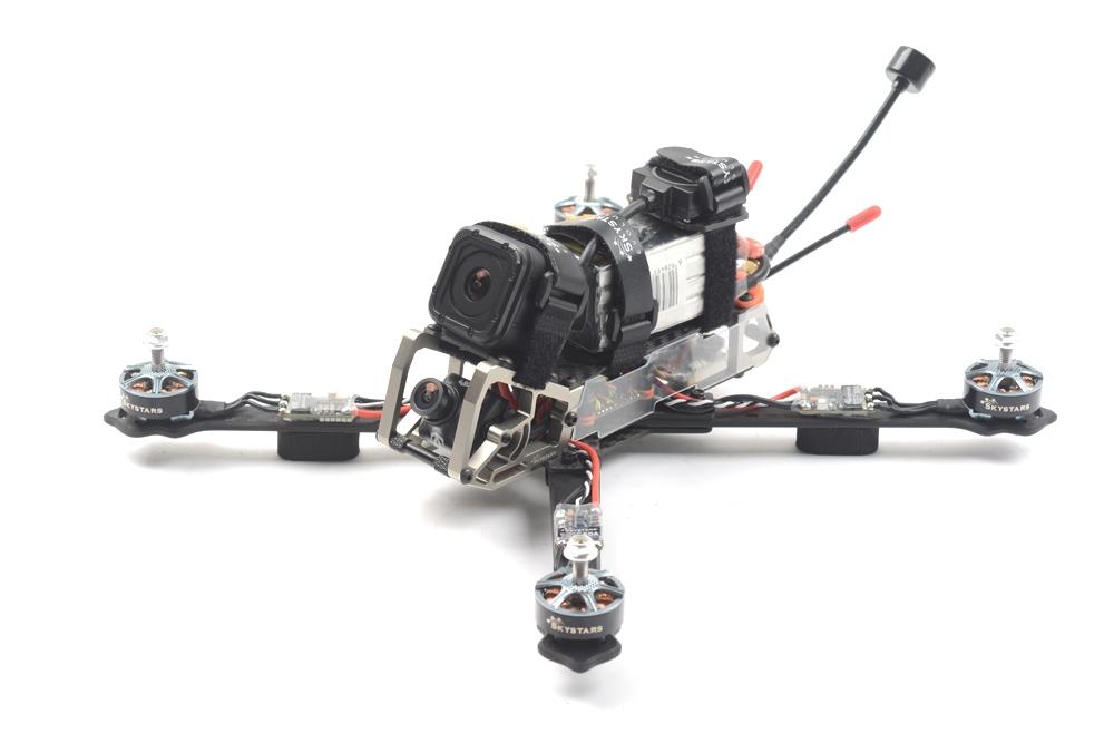 Skystars 2019 G730L GPS INAV 300mm F4 8K OSD FPV Racing Drone PNP