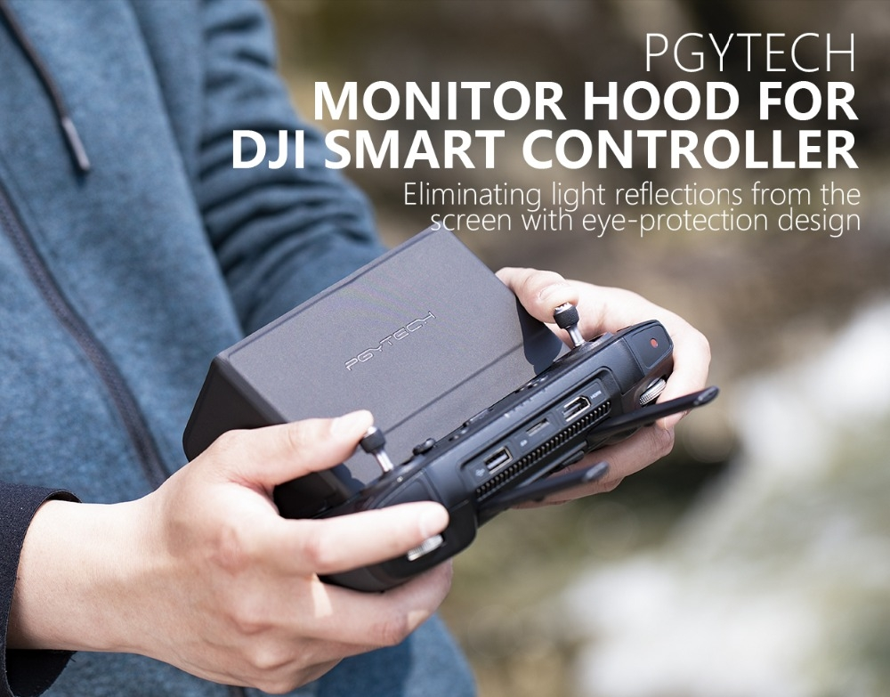 PGYTECH Transmitter Protector Sunshade Hood for DJI Mavic 2 Smart Controller
