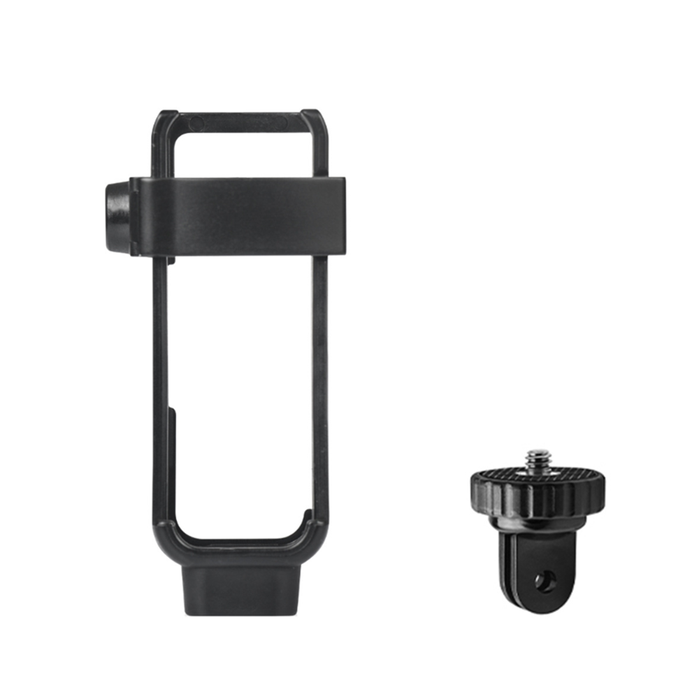 Protective Cover Case Frame with 1/4 Screw For DJI OSMO POCKET Handheld Gimbal Camera Accessories