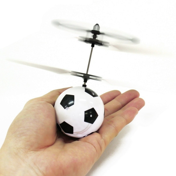 Hand Induction Flying Football Toy for Kid