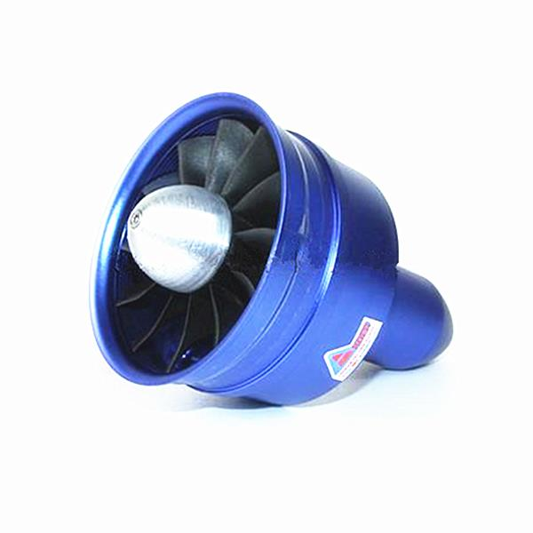 RC Lander 6S 90mm 12-Blade All Alloy EDF 1700KV 2350W Inrunner Motor