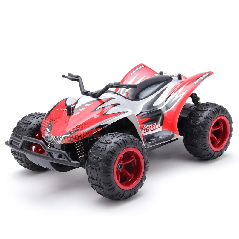 PXtoys 9602 2.4G 1/22 RC Buggy Speed Storm Red Purple Remote Control Car
