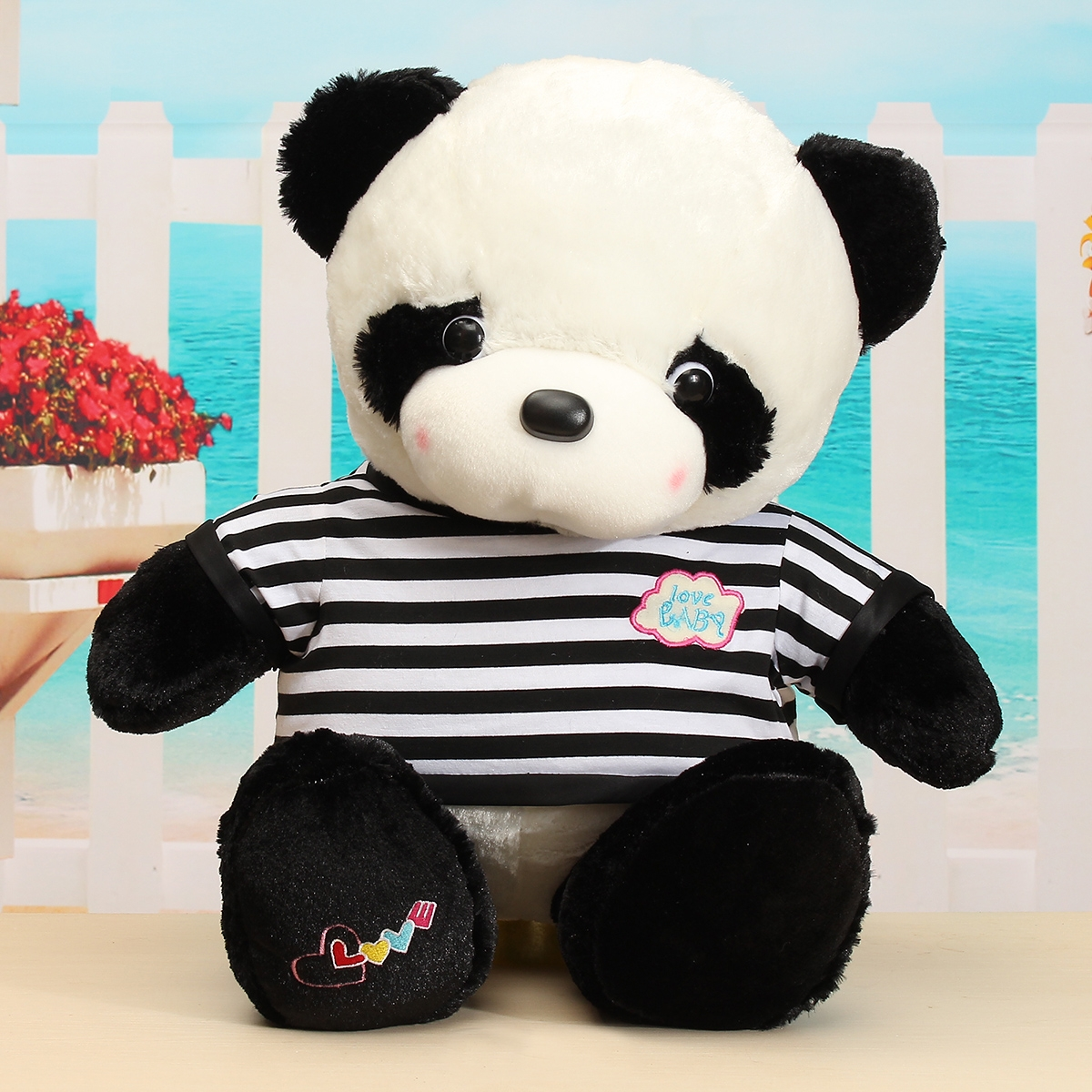 80cm 32 Large Cute Plush Panda Doll Stuffed Animal Kids Soft Toy""