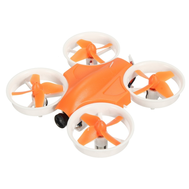 Warlark-80 80mm 600TVL FPV Racing Quadcopter Based On F3 Brushed Flight Controller With OSD