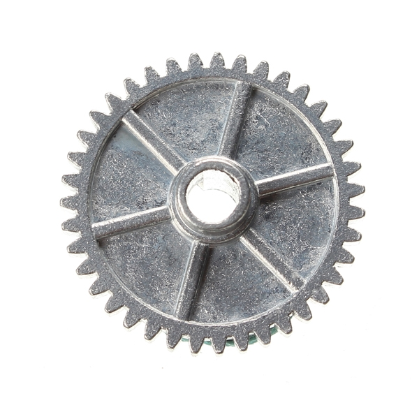 REMO G2610 Metal Spur Gear 39T 1/16 RC Car Parts For Truggy Buggy Short Course 1631 1651 1621