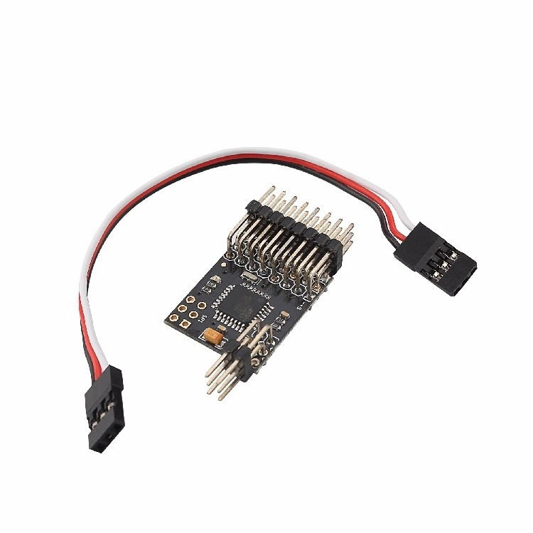 8 Channel PPM Encoder Board For PX4 And Paparazzi Flight Controller
