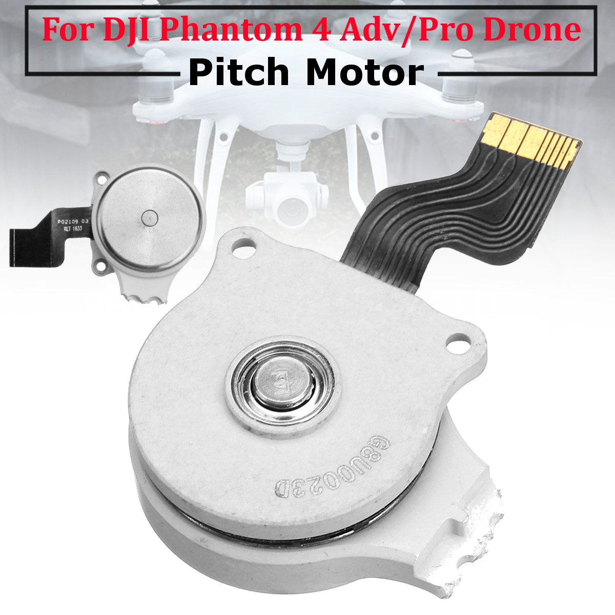 Gimbal Pitch Motor RC Quadcopter Parts For DJI Phantom 4 Adv/Pro
