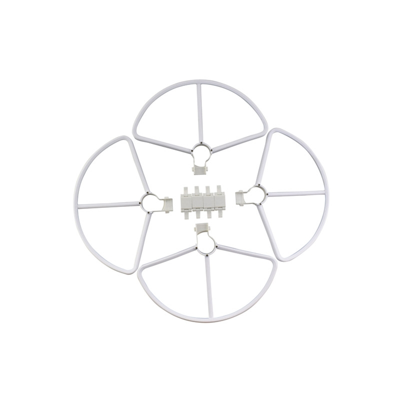 Propeller Props Guard Protection Cover 4Pcs for Hubsan Zino H117S RC Drone Quadcopter