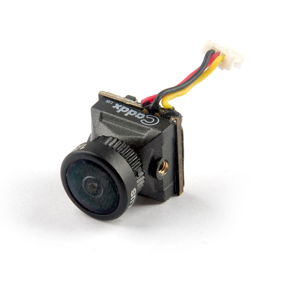 Caddx Turbo EOS2 1200TVL 2.1mm 1/3 CMOS 4:3 FPV Camera for Eachine Trashcan RedDevil URUAV UR85 Whoop