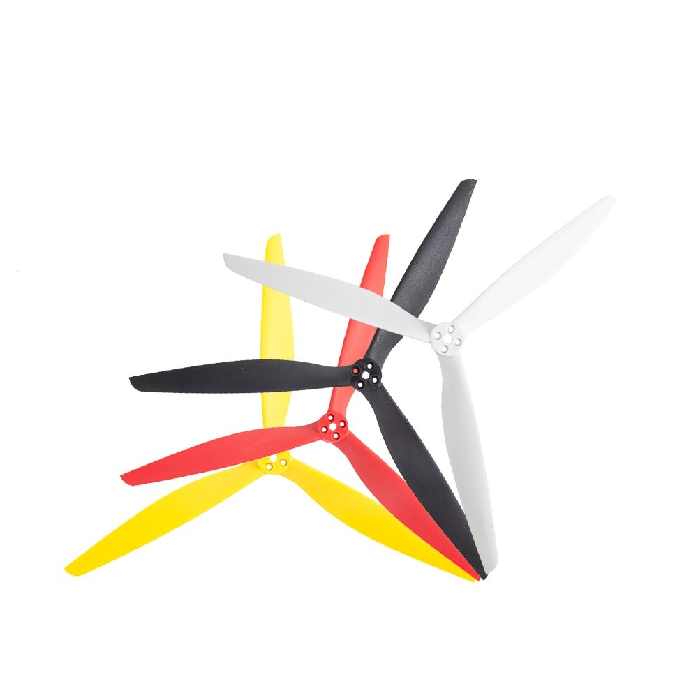 1 Pair GEMFAN X CLASS 1310-3 13Inch 3-blade CW CCW Propeller For FPV Racing RC Drone