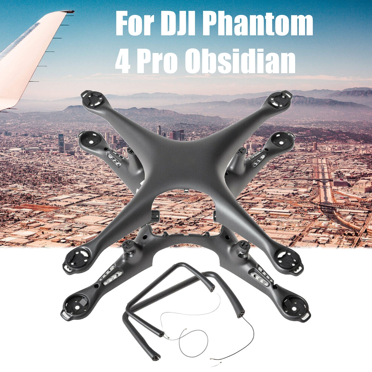 Body Shell Cover Landing Gear RC Quadcopter Parts For DJI Phantom 4 PRO