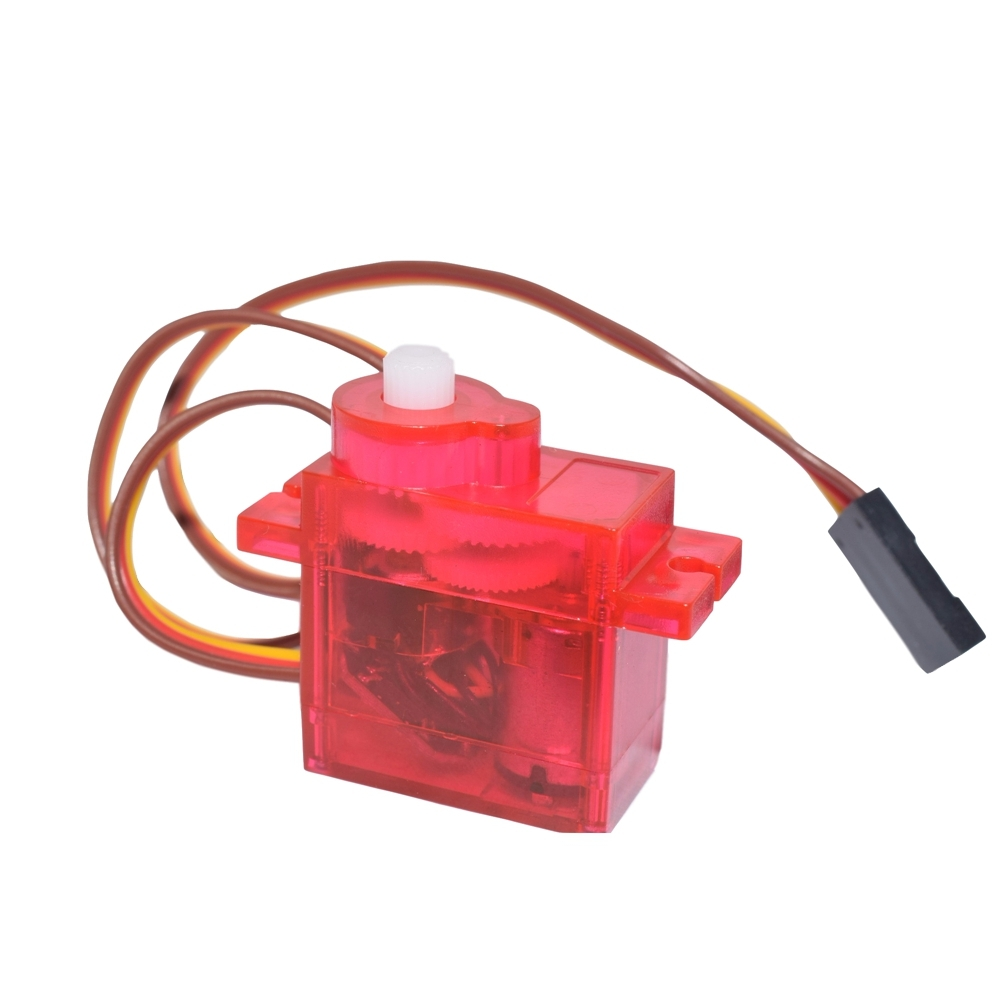 9g Servo Analog Plastic Gear for Mini Robot Arm Light RC Airplane Plane Aircraft Drone Fixed Wing