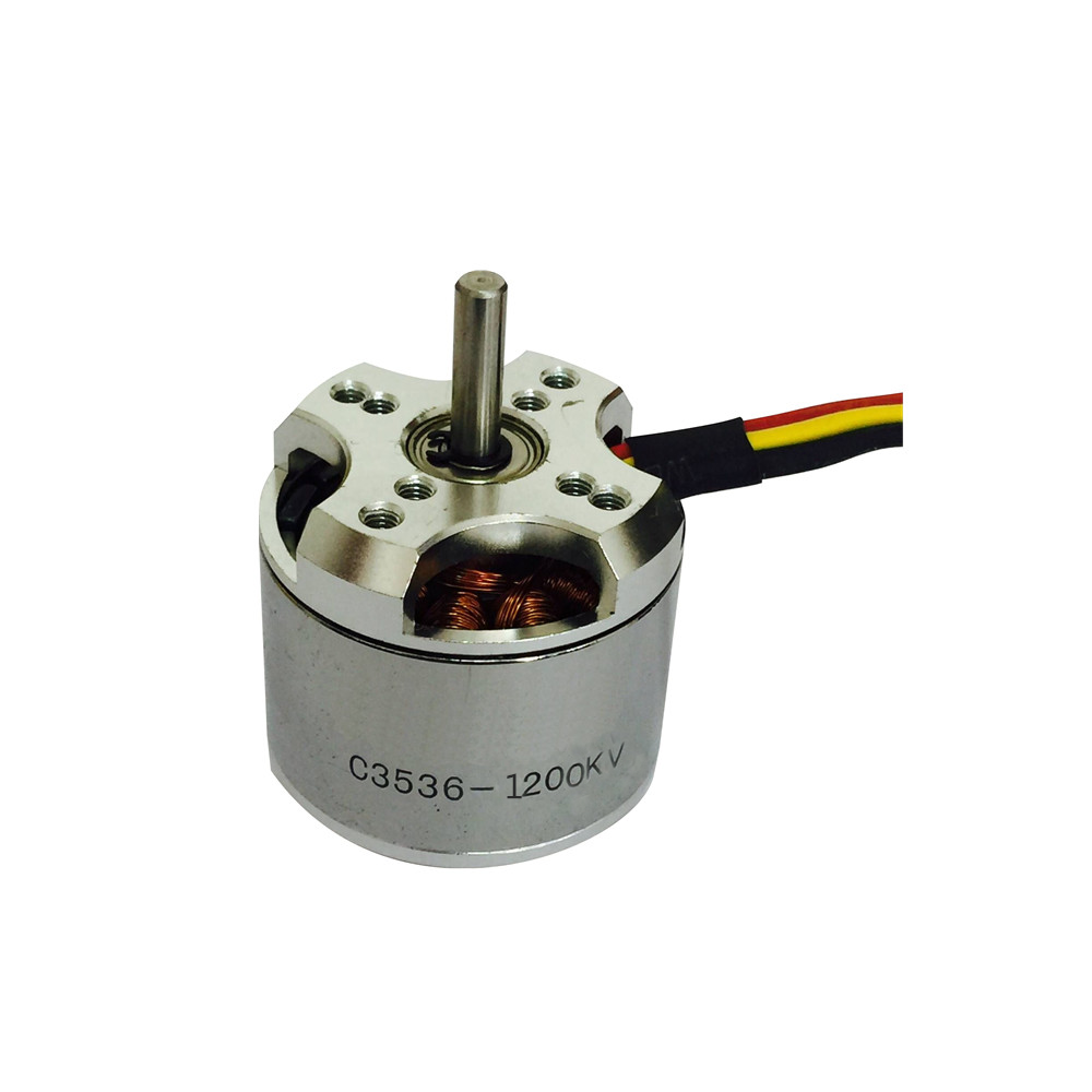 DXW C3536-1200KV Brushless Motor for RC Airplane Fixed Wing