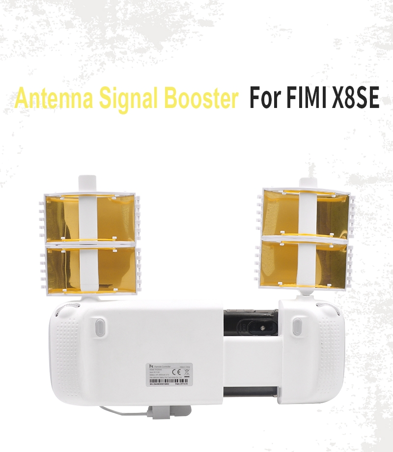 STARTRC Remote Controller Antenna Signal Booster Amplifier 2Pcs for FIMI X8 SE RC Drone Quadcopter