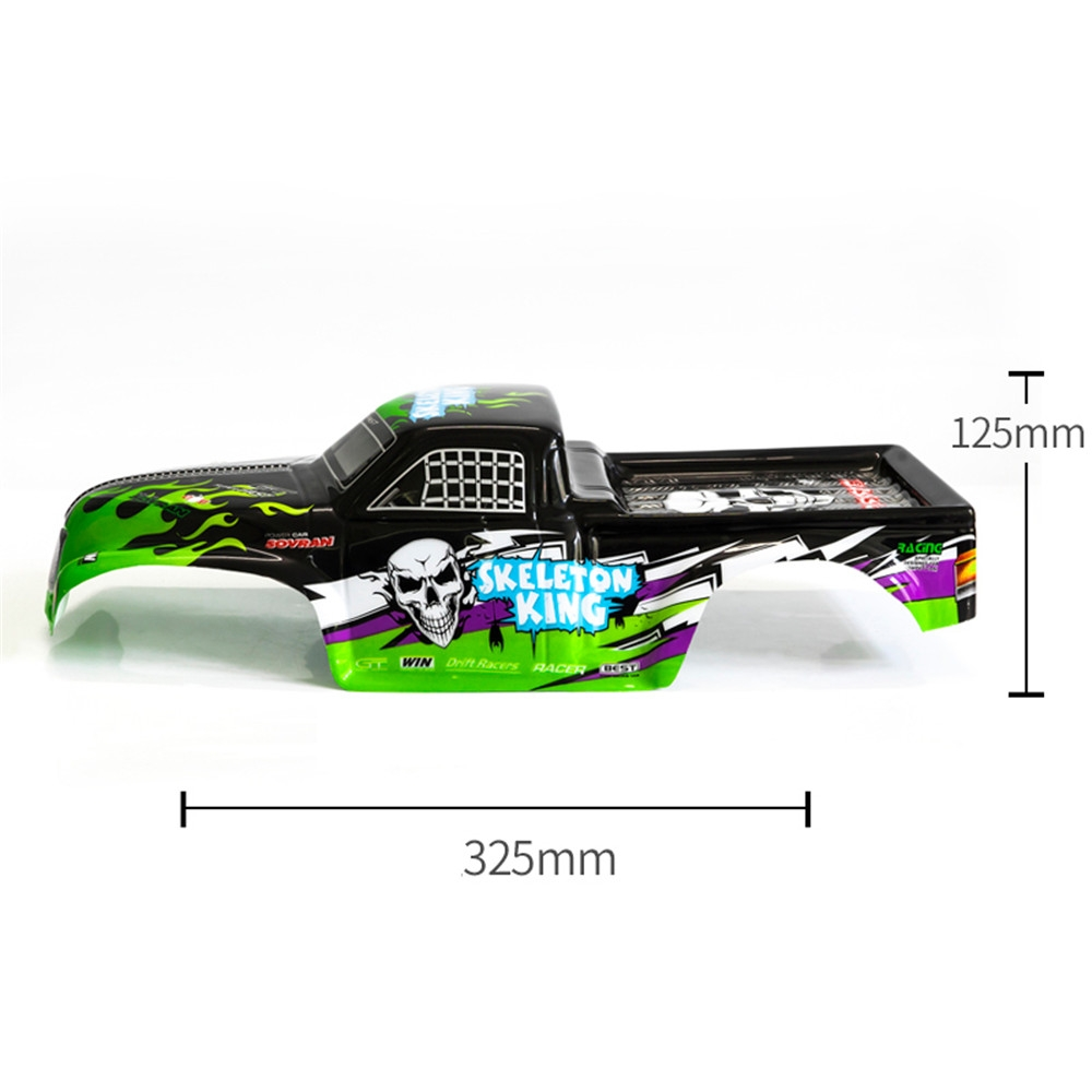 Pineal Model 1/8 Car Body Shell for SG-801/802/803 RC Vehicles Model Spare Parts SG-CK01