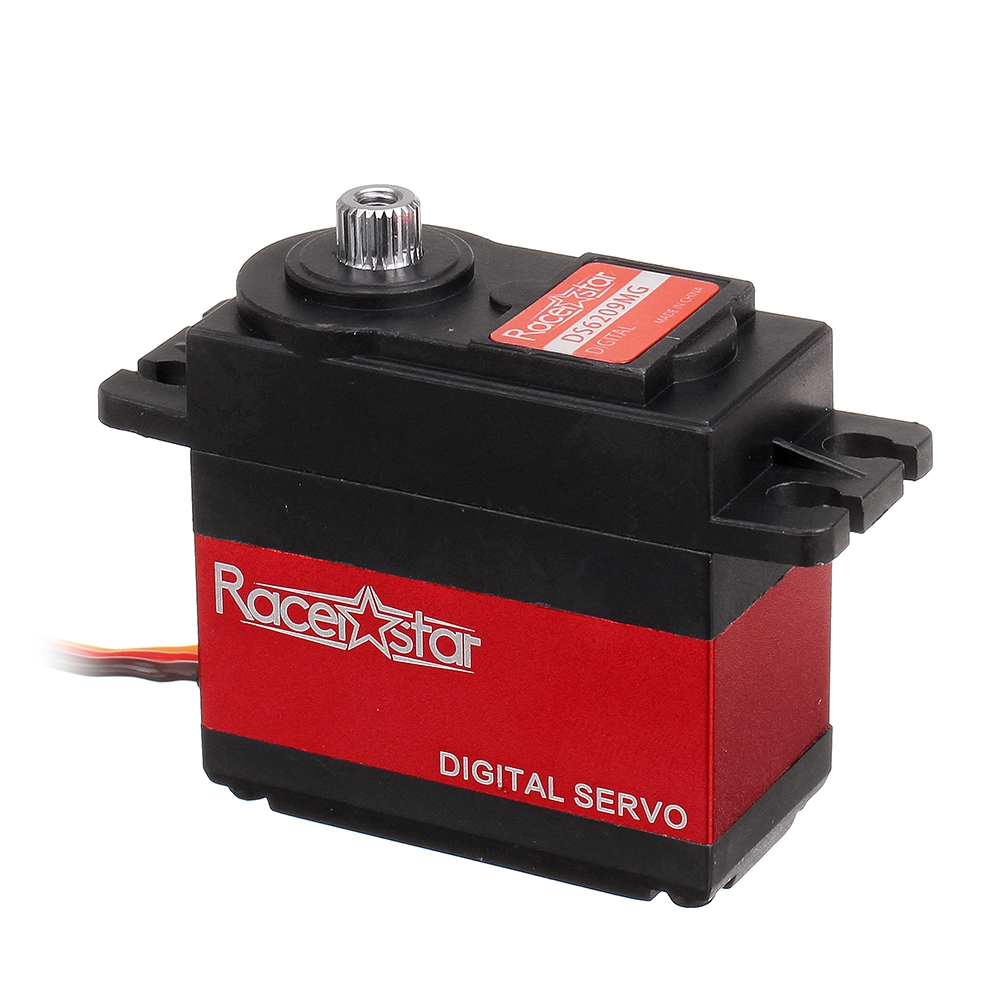 Racerstar DS6209MG 9.35KG Metal Gear Digital Servo For 1:10 RC Car