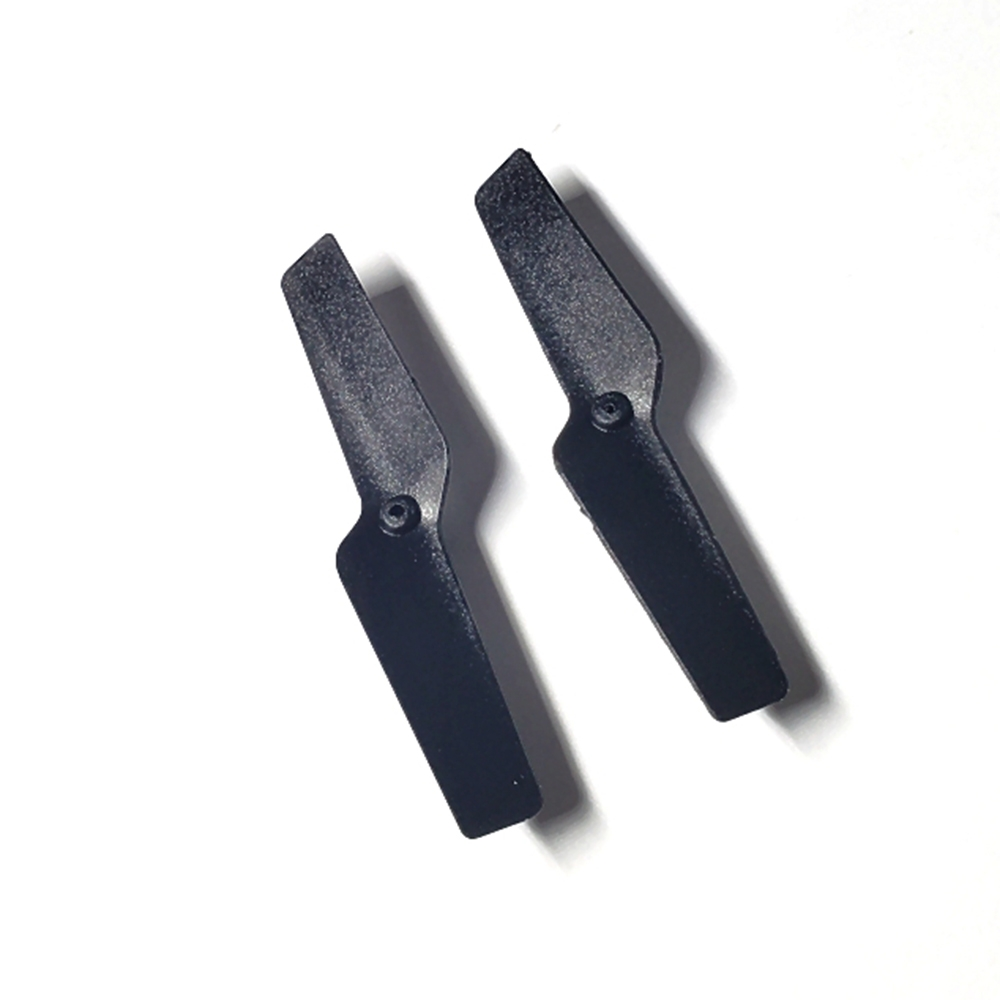 2PCS 48mm Extended Tail Blade For XK K130 RC Helicopter