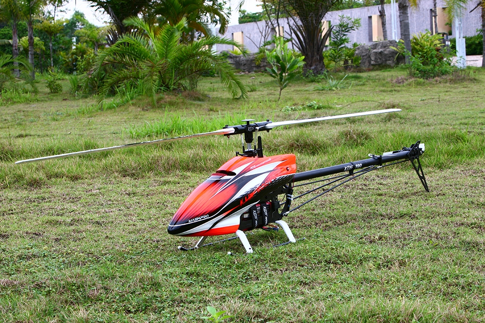 KDS INNOVA 700 6CH 3D Flying Flybarless RC Helicopter Kit