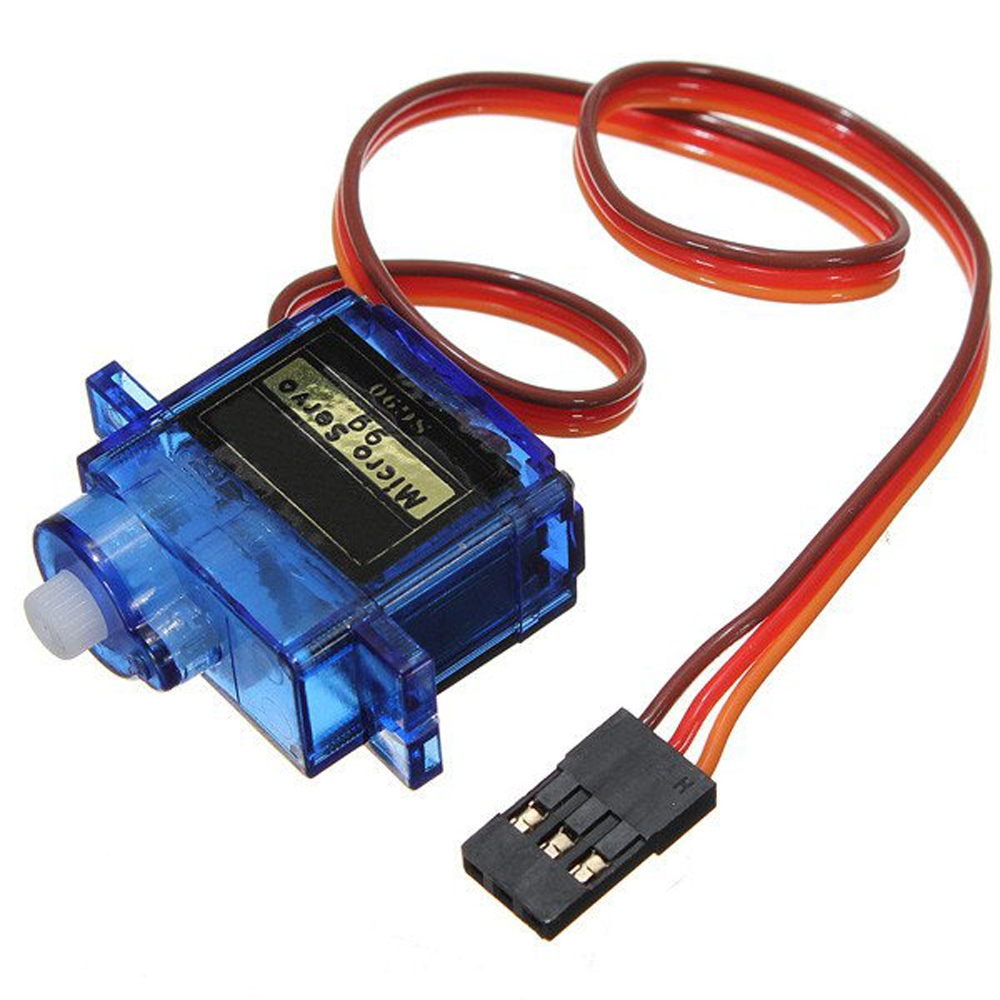 SG90 Mini Gear Micro Servo 9g For RC Airplane Helicopter 2pcs
