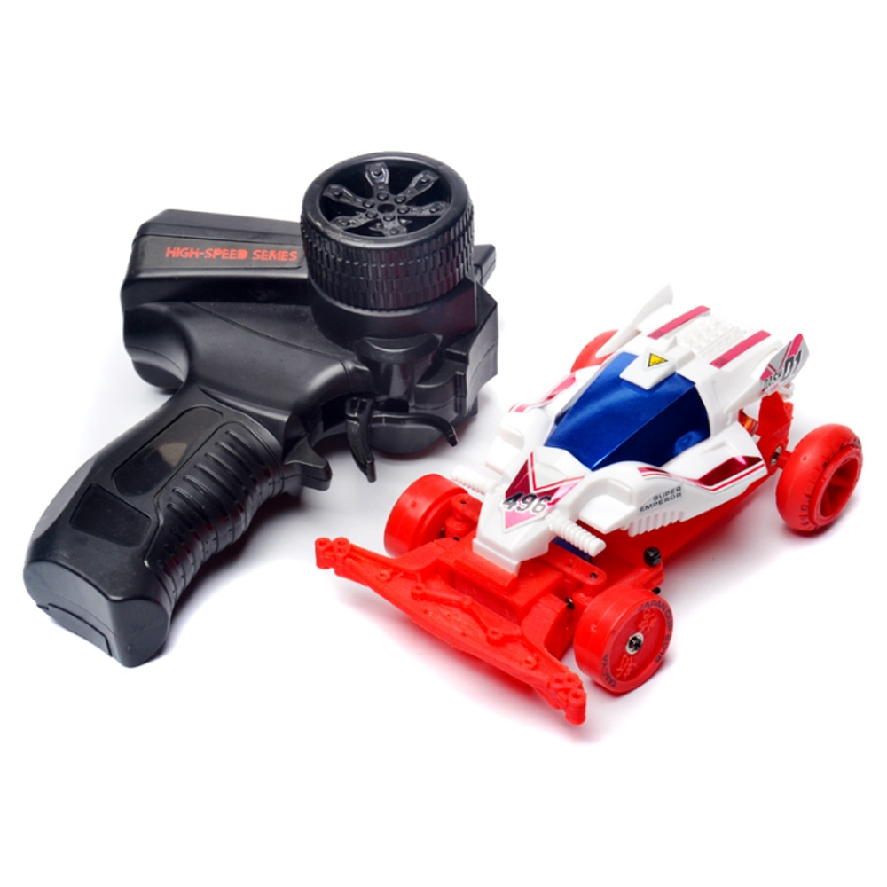 2.4G 4WD 3D Printed Mini RC Car Vehicle Models RTR
