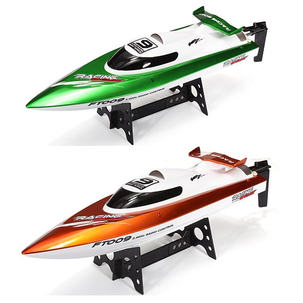 Feilun FT009 2.4G 4CH Water Cooling High Speed Racing RC Boat