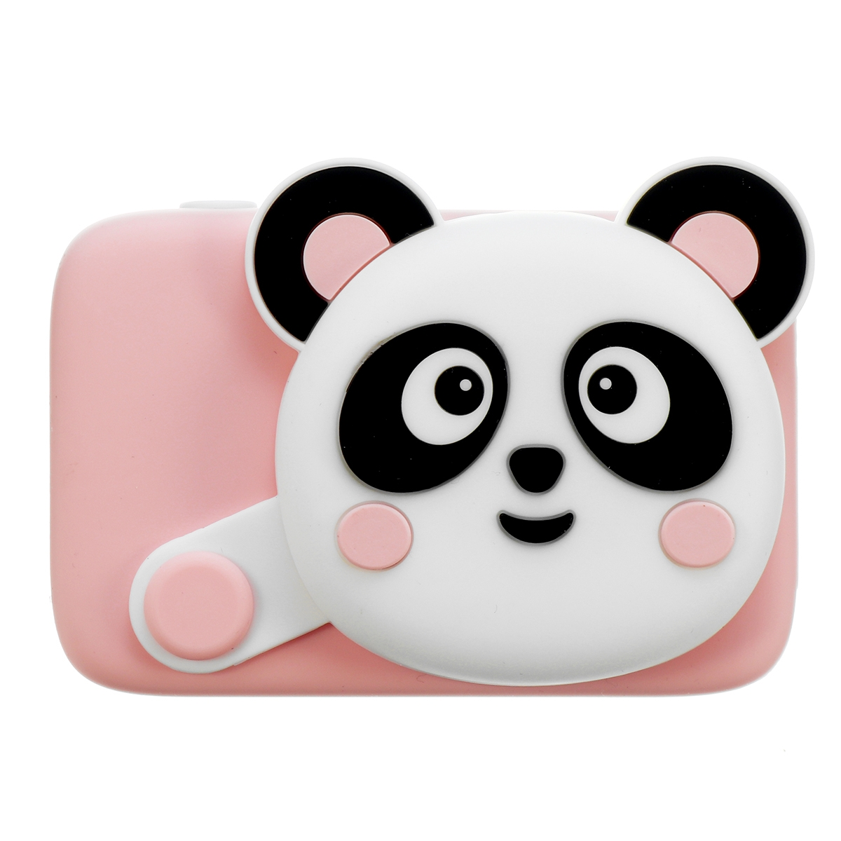 Creative Panda Cartoon Digital Camera Baby Photography Training Educational Toys with 16/32G TF Card for Kids Gift