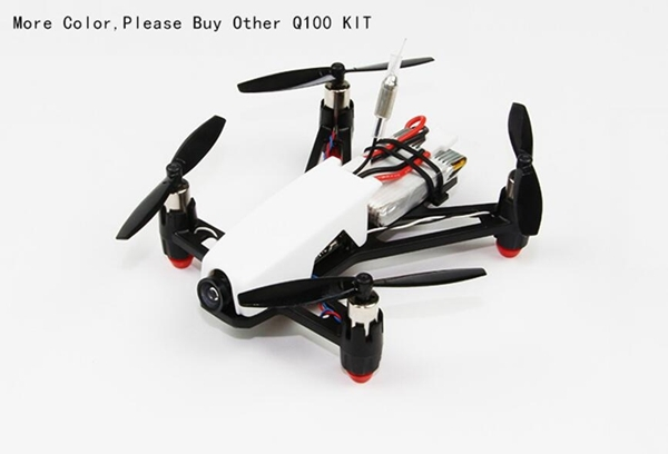 Kingkong Q100 100mm Micro FPV Racing Quadcopter Base On NZ32 Flight Controller DSM2/Futaba Receiver