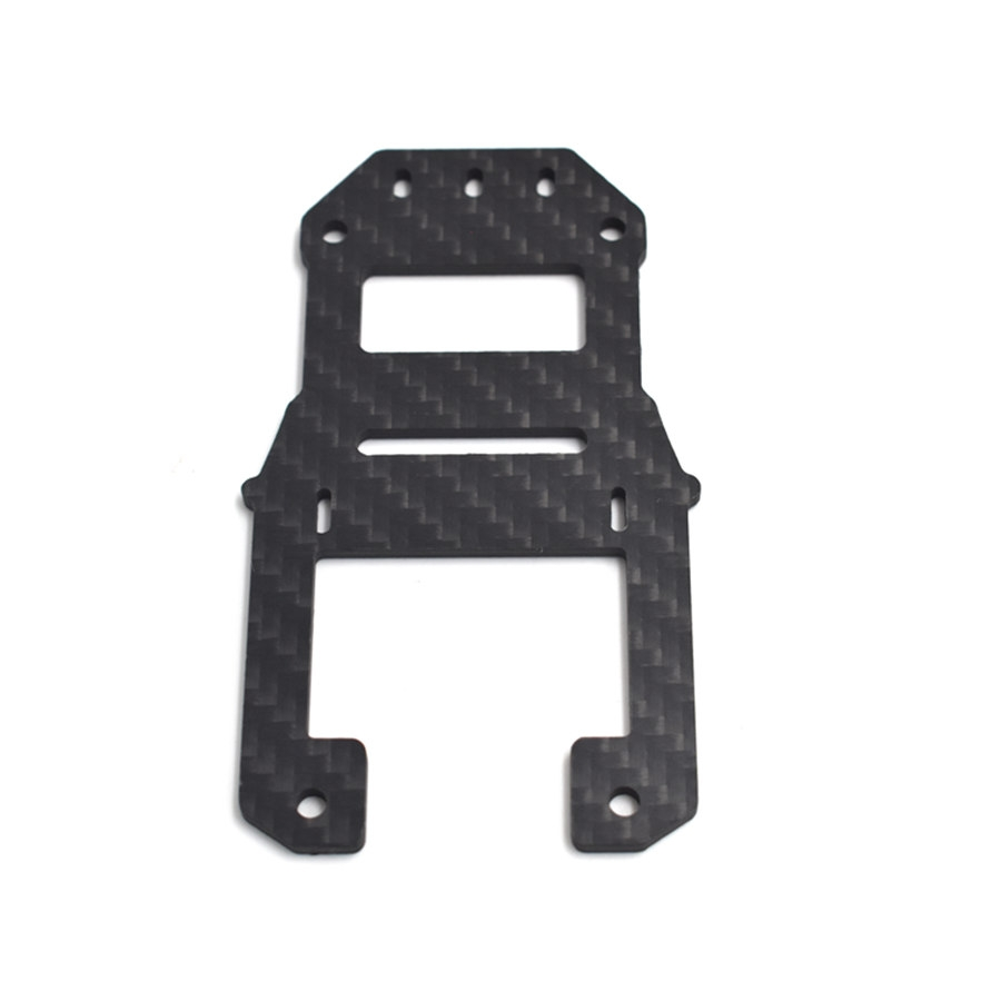 Realacc X210 214mm FPV Racing Frame Spare Part 2mm Upper Plate Carbon Fiber