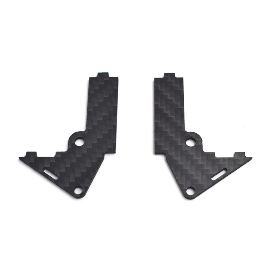 Realacc X210 214mm FPV Racing Frame Spare Part 1.5mm Side Plate Carbon Fiber
