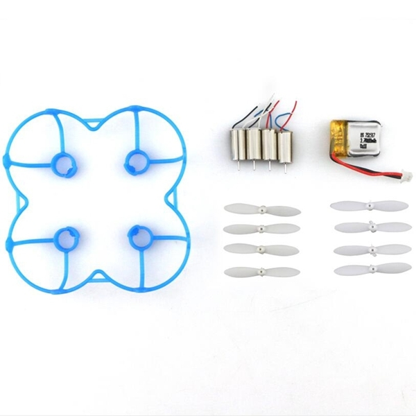 Cheerson CX-10D CX-10DS CX10D CX10DS Spare Parts Crash Parts Pack Battery Motor Propeller