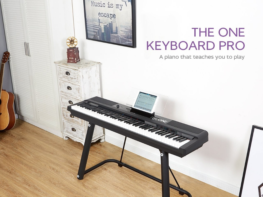 TheONE TON1 88 Keys Portable Light Keyboard Smart Piano from Xiaomi Youpin