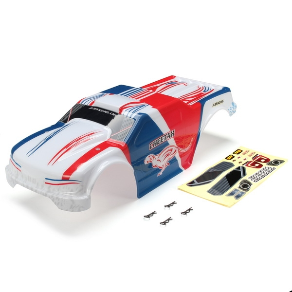 JLB Racing CHEETAH 1/10 Brushless RC Car Monster Trucks Spare Parts Car Shell