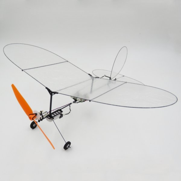 TY Model Black Flyer V1.1 Carbon Fiber Film RC Airplane With Power System