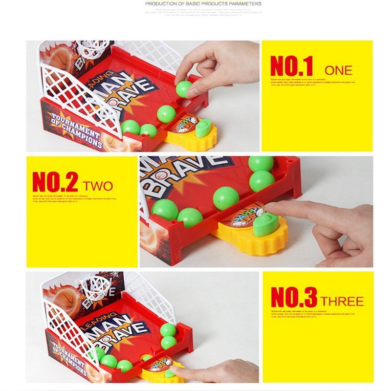 Finger Ejection Basketball Toy Educational Toys