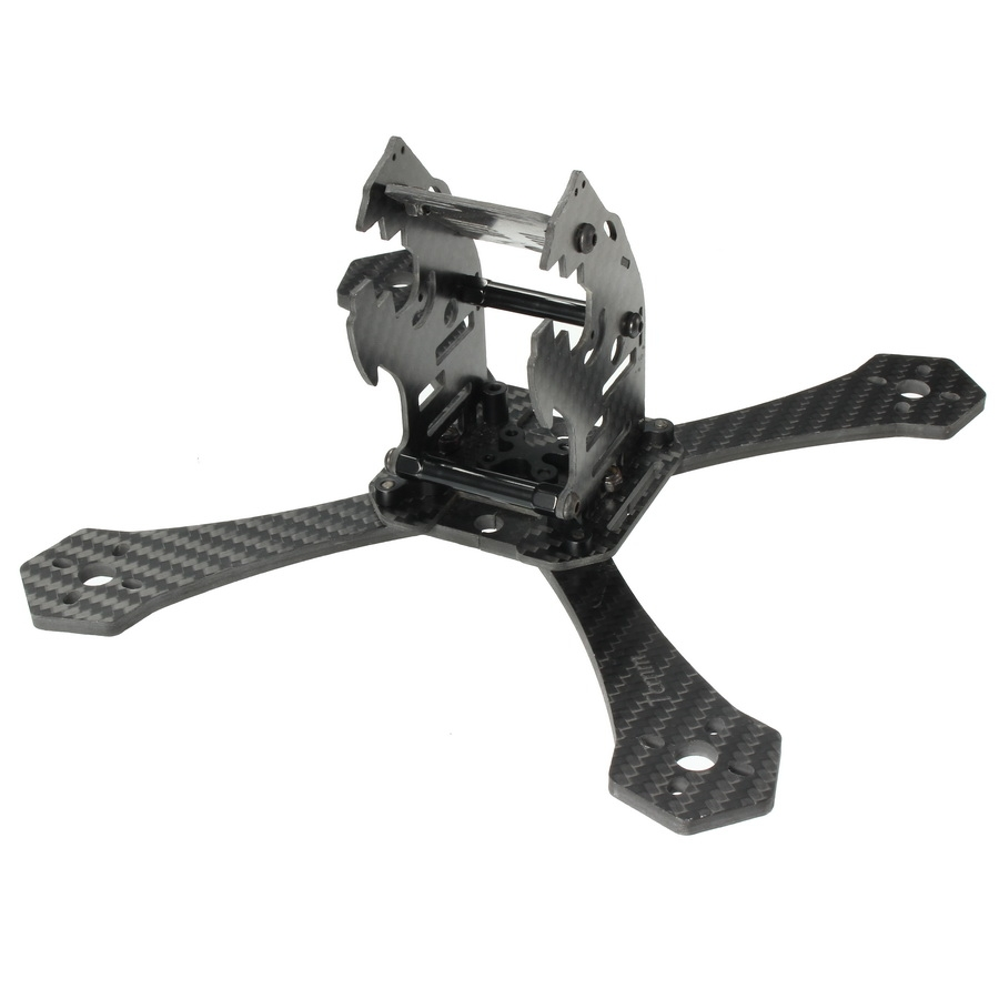 Realacc T190 190mm 4mm Arm 5 Inch Carbon FPV Racing Fiber Frame