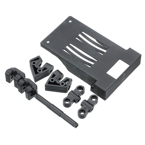 HBX 12889 1/12 2.4G 4WD Mini RC Car Spare Parts Battery Tray+Holders 12704