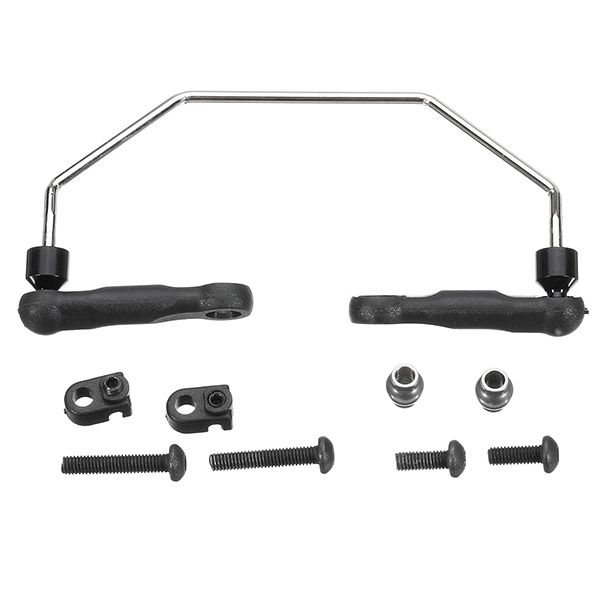 Vkarracing 1/10 4WD Rear Antiroll Bar Set ET1046 For 51201 51204 RC Car