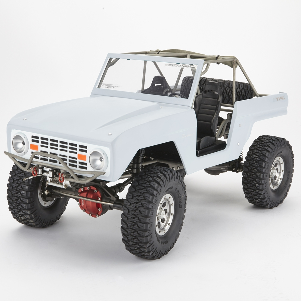 Bronco C1508 1/10 2.4G 4WD 45T Aluminum Alloy Climbing RC Car No Coating Without Motor 540
