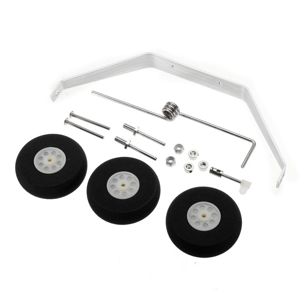 Aluminum Landing Gear Set For Cessna 182 RC Airplane