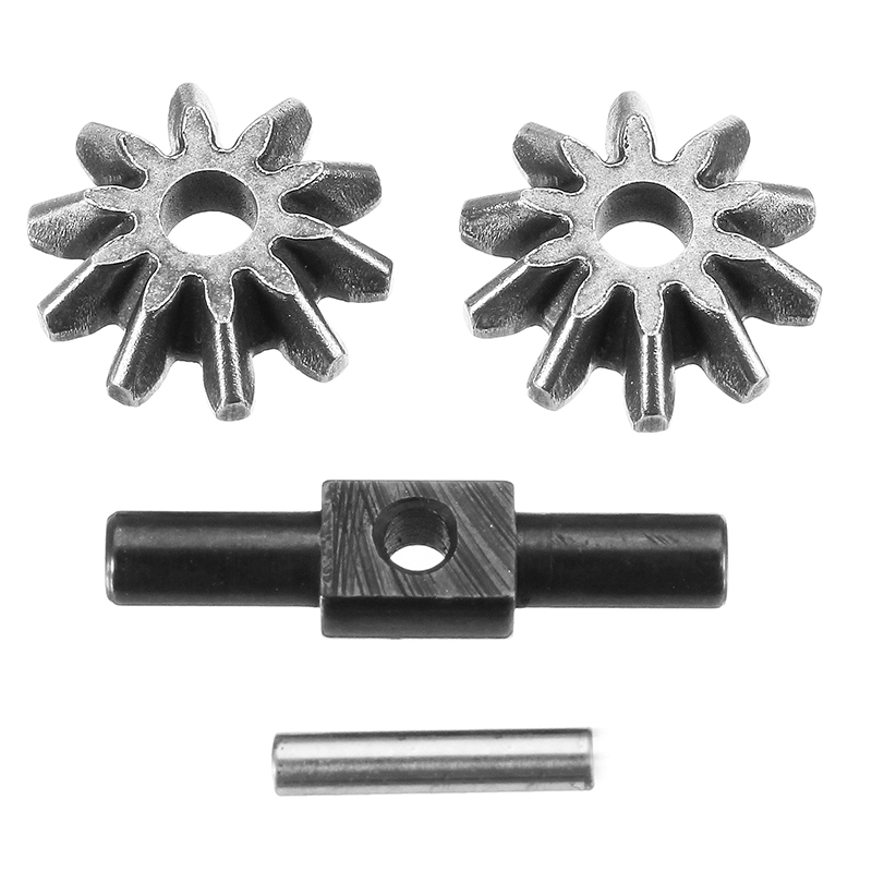 FS Racing 511000 10T Differential Bevel Gear Set FS53692 1/10 RC Car Parts