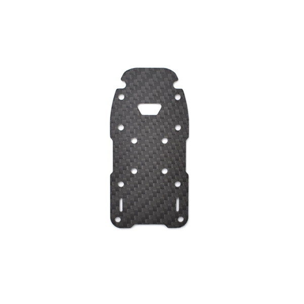 Realacc Genius 215 Genius215E FPV Racing Frame Spare Part Lower Plate Carbon Fiber