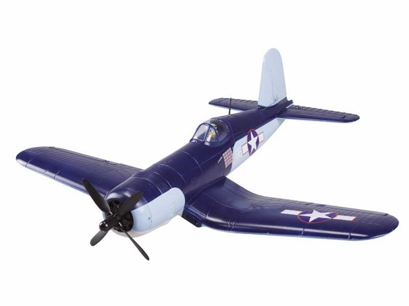 F4U F4U-1A Corsair 680mm Wingspan EPS Warbird RC Airplane PNP