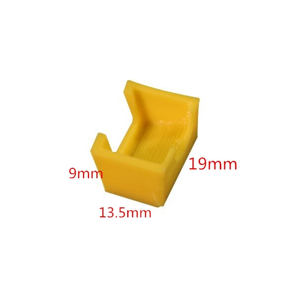 Lantian 3D Printer Holder Mount Bracket for Camera Transmitter Combo Yellow/White