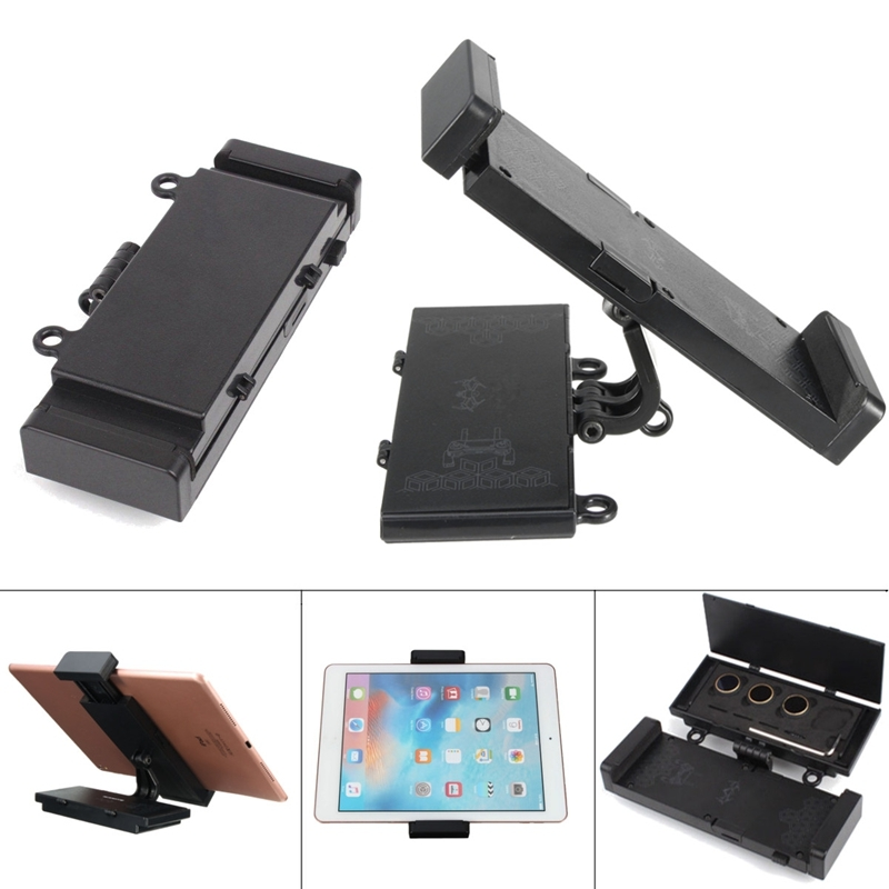 Mobile Tablet Folding 360 °Rotation Dismounting Holder Mount Bracket for DJI MAVIC PRO Transmitter